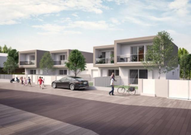 Casa Bifamiliare/Schiera in Affitto a Zero Branco